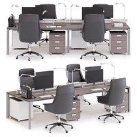 Office workspace LAS 5TH ELEMENT v1