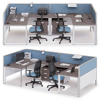 Office workspace LAS 5TH ELEMENT v12