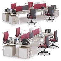 Office workspace LAS 5TH ELEMENT v16