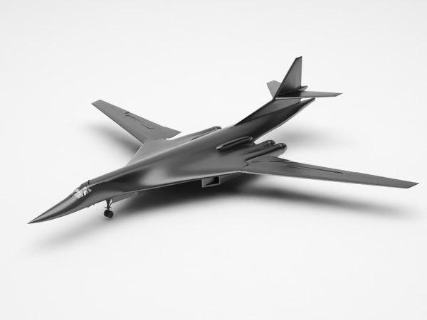 tu-160 model