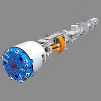shield tunneling machine