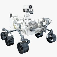 MARS 2020 Mars Rover
