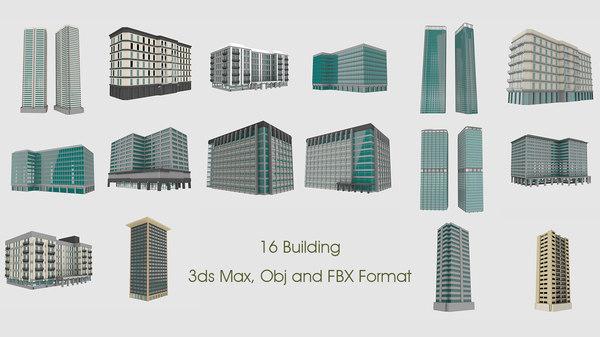 building block 3D
