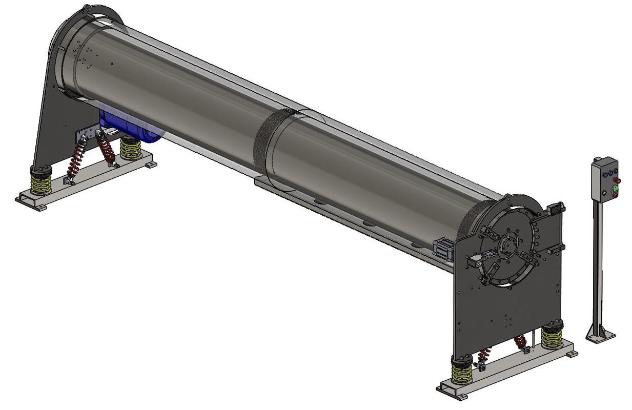 carpet centrifuge 3D model
