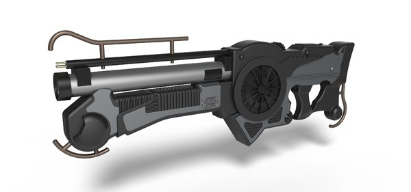 3D mangalore rifle