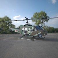 helikopter uh 1 model