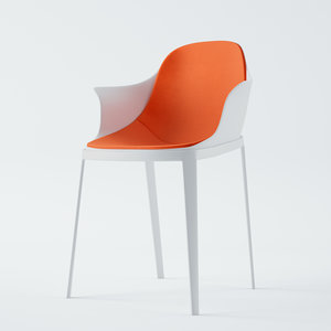 3D elle chair