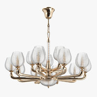 3D 706152 delta osgona chandelier model