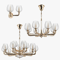 3D 706 delta osgona chandelier model