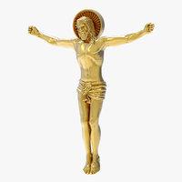 3D jesus model