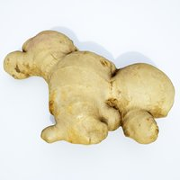 3D ginger root