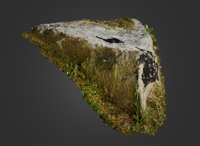Mountain Rock HD Scan