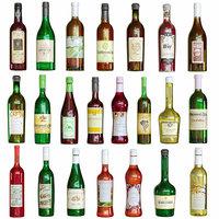 bottles wine 3D model