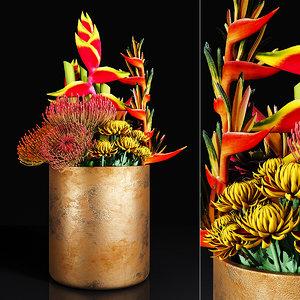 plant 19 3D