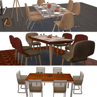 table and chair set collection
