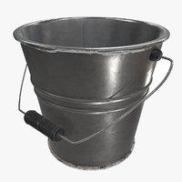 Bucket Aluminum
