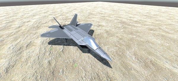 f22 raptor model