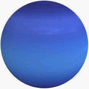 planet neptune model