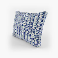 square cushion 3D model