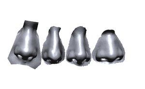 artec noses 3D