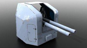 3D skda 10 cm k10 model