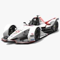 Porsche Formula E Team Pre Season Livery 2019 2020