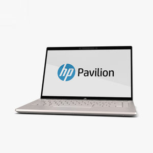 3D hp pavilion 14-ce0000no model