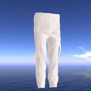 evo long 3D model