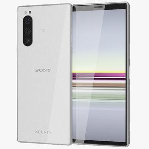 3D realistic sony xperia 5