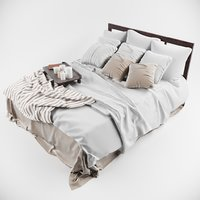 3D bed interior
