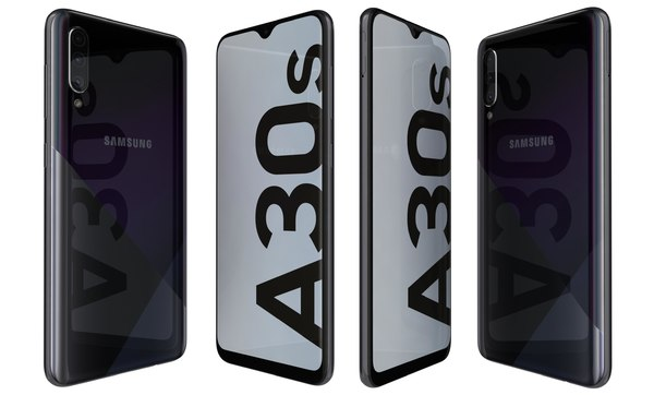samsung galaxy a30s prism 3D model