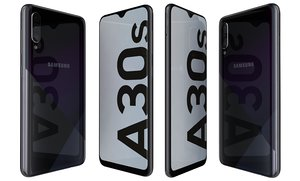 samsung galaxy a30s prism 3D model