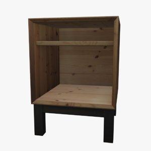 bedside table model
