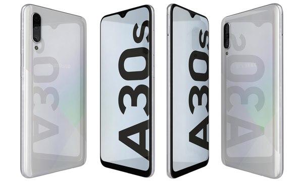 3D samsung galaxy a30s prism model