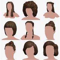 Hairstyle Collection 4