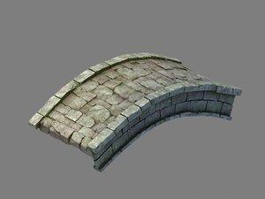 pastoral farm - stonebridge 3D model