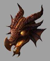 Dragon Prison - Fire Faucet