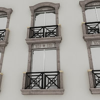 Window Frame 04