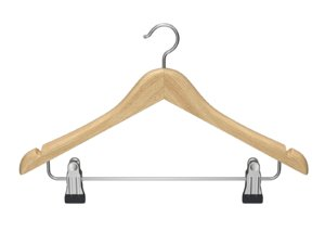 3D hanger cloth clips model