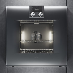 3D model gaggenau oven bo420112