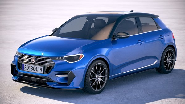 generic hatchback 2019 model