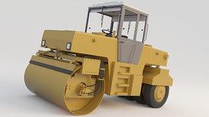 3D road rollers stavostroj 2
