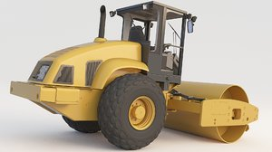 road rollers cs56 3 model