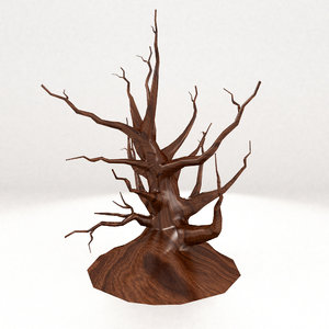 3D model tree ready