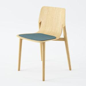 3D alias kayak soft chair model