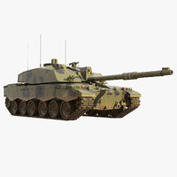 challenger 2 united kingdom model
