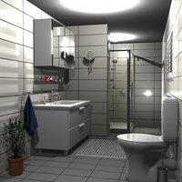 Bathroom Furniture Scene