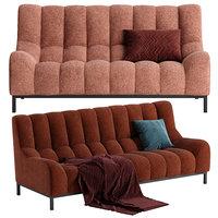 3D model phileas sofa