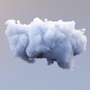 cloud 9 3D model