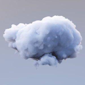 cloud 12 3D model